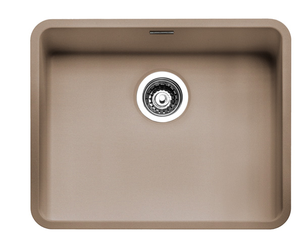 50×40 Sahara Sand Stainless Steel Coloured Sink IK730005 – Ikon ...