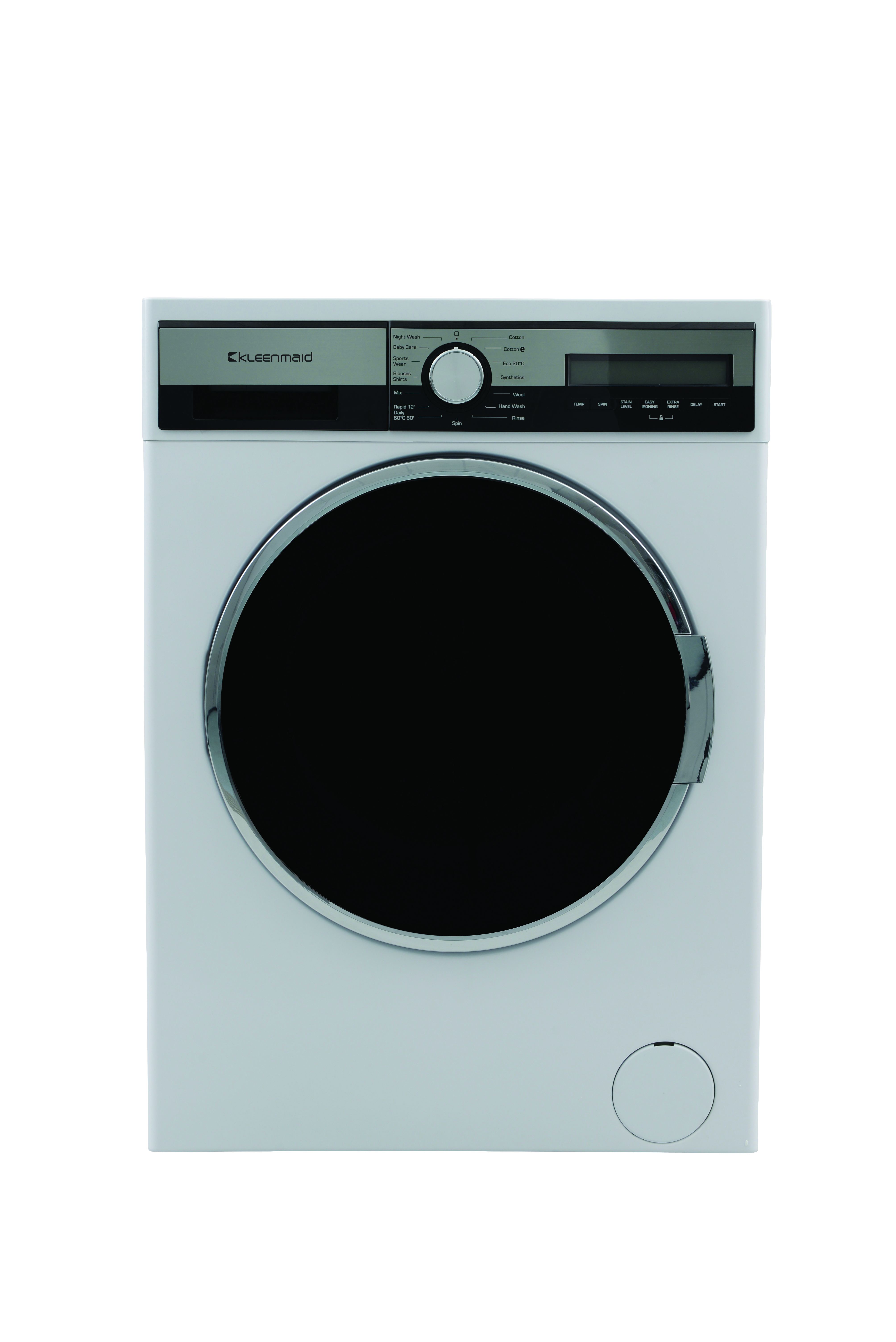 Kleenmaid Washing Machine Wiring Diagram Library Hoover Dryer Quick View 8kg Eco Sensitive