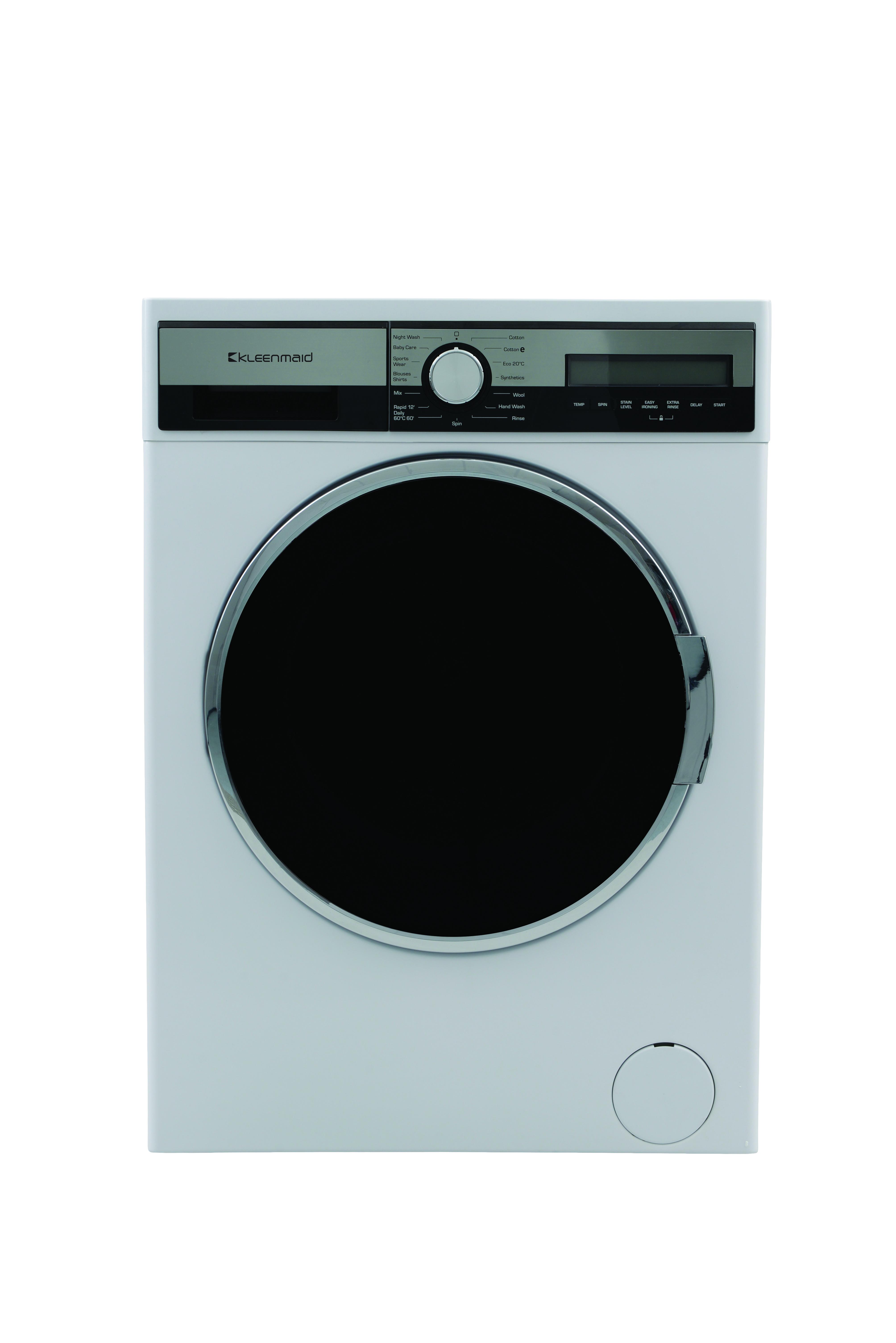 WRG-6653] Kleenmaid Washing Machine Wiring Diagram on